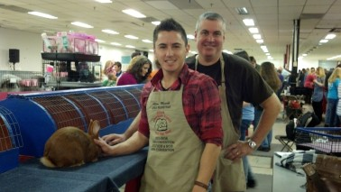 Best of Breed with judge Allen Mesick